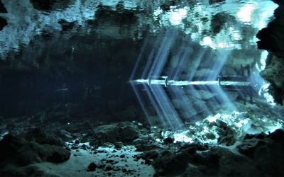 DIFFERENCE BETWEEN CAVERN AND CAVE DIVING