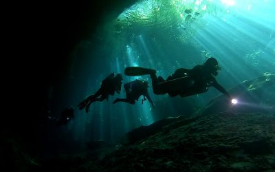 WHAT YOU WILL ASK YOUR CENOTE GUIDE